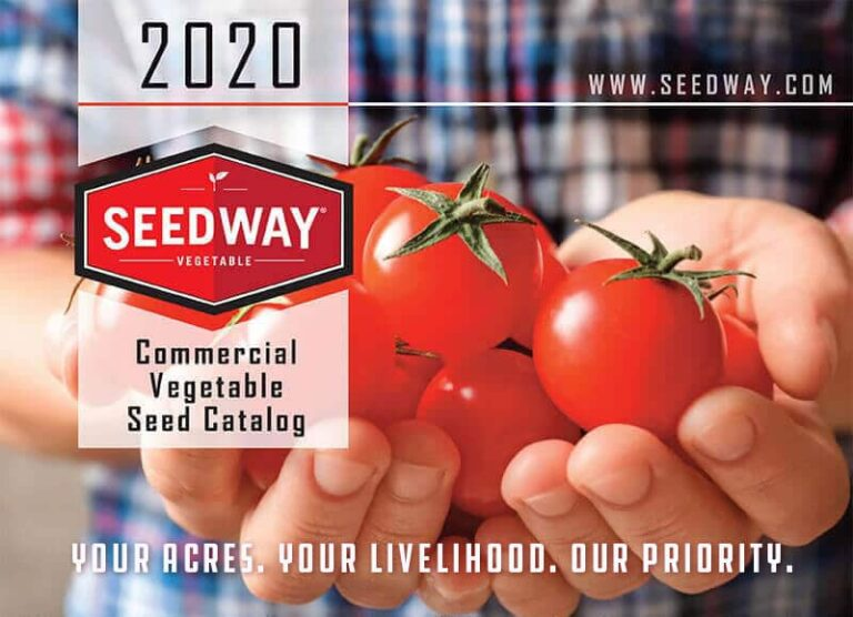 Seedway Vegetable Catalog Cover